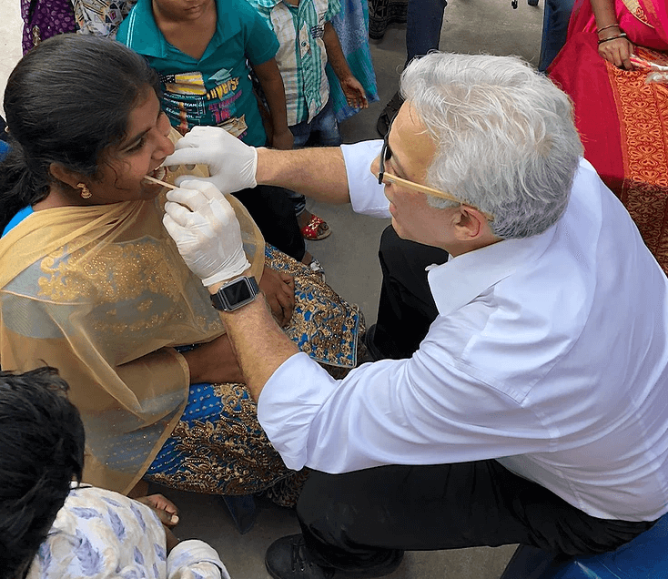 Embodying #GivingTuesday – Gerry Curatola, DDS Opens New Clinic in India