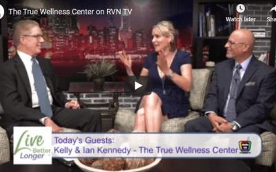"""Kelly & Ian Kennedy on """"Live Better Longer"""""""