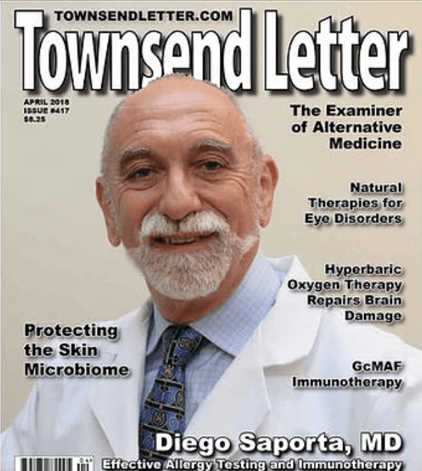 Townsend Letter shines a light on GcMAF
