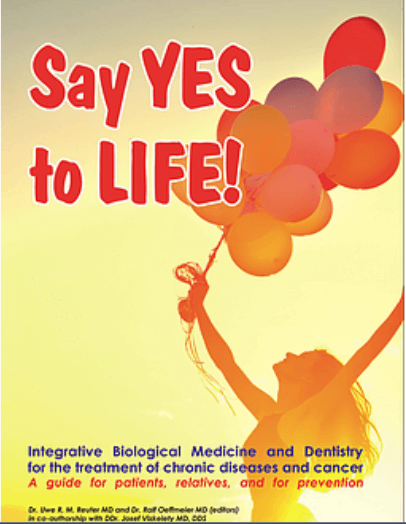 Book Review: Say Yes to Life