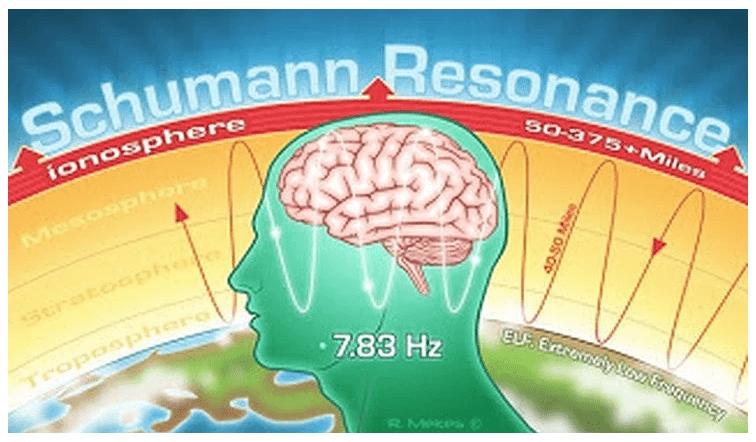 Schumann Resonances and their Effect on Human Bioregulation